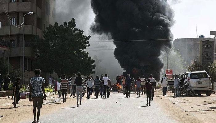 سوڈان، شہری کی ہلاکت کیخلاف مظاہروں کا سلسلہ نہ تھم سکا