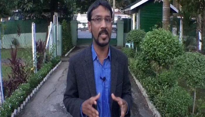 جیو نیوز کے رپورٹر علی عمران سید لاپتہ