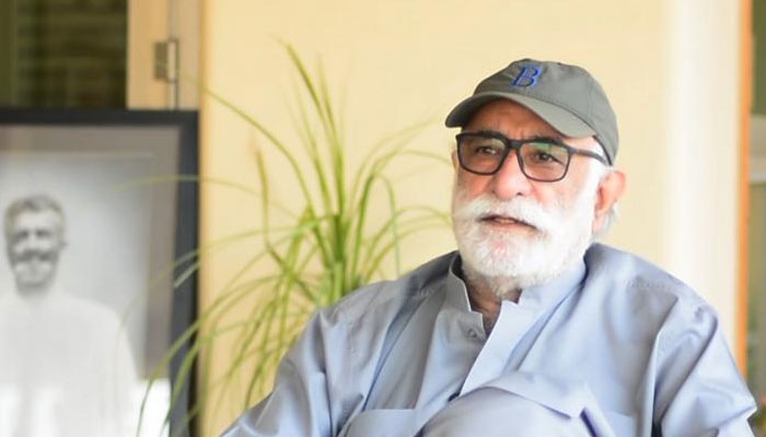 پی ڈی ایم نواب اکبر بگٹی شہید کا نام لینے سے گریز کرے، نوابزادہ جمیل