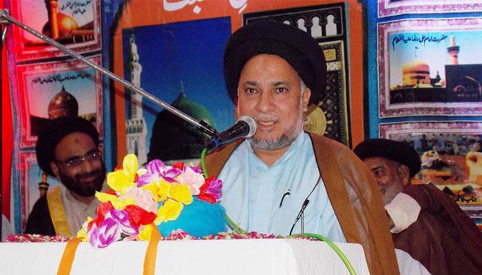 ربیع الاول میں رواداری کا عملی مظاہرہ کیا جائے، مولانا عون نقوی