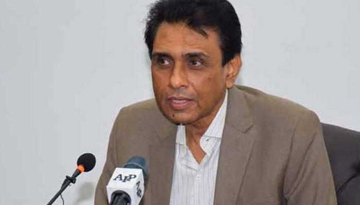 خالد مقبول کا رشید بھیا سے اہلیہ کے انتقال پر اظہار تعزیت