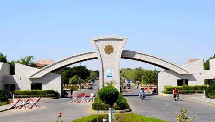 مہران یونیورسٹی: نئے بیچ کی کلاسزایس او پیز کے تحت شروع کرنے پر غور