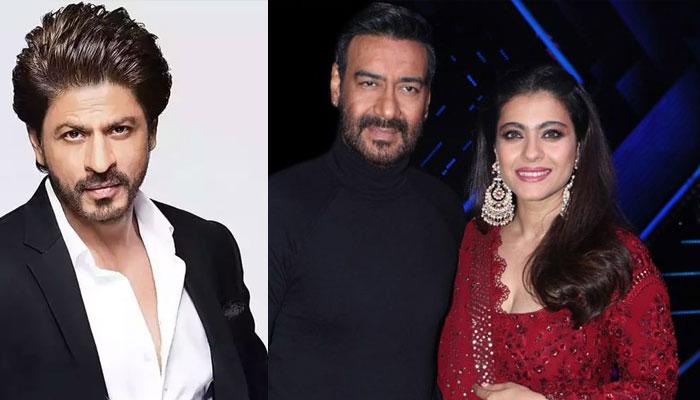 اجے دیوگن شادی کی تاریخ بھول گئے، شاہ رخ خان کو یاد ہے