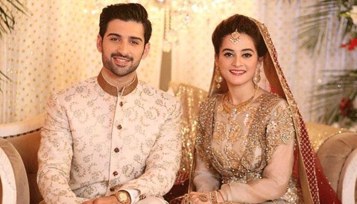 ایمن اور منیب نے شادی پر70 کروڑ روپے خرچ کرنے کو افواہ قرار دیدیا