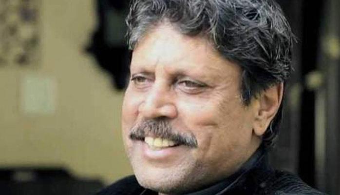 بھارتی کرکٹر کپل دیو اسپتال سے ڈسچارج