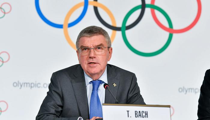 آئی او سی چیف اولمپکس میں سیاسی مظاہروں کے مخالف