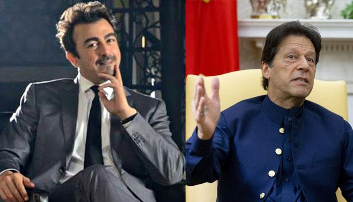 شان نے عمران خان کو پاکستان کیلئے آخری امید قرار دے دیا