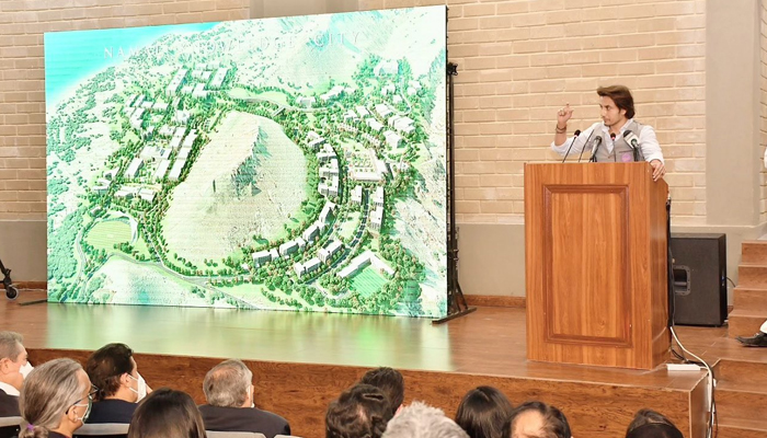 علی ظفر نمل نالج سٹی کے سفیر مقرر، خواتین کی تنظیموں کی تنقید