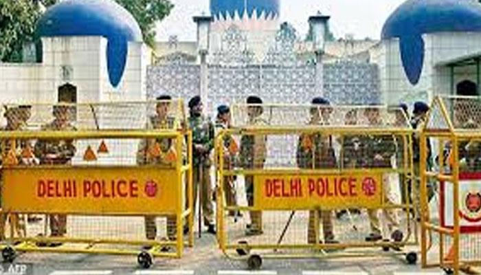 نئی دہلی ، پاکستانی ہائی کمیشن کے باہر تعینات بھارتی پولیس اہلکار نے خود کو گولی مارلی