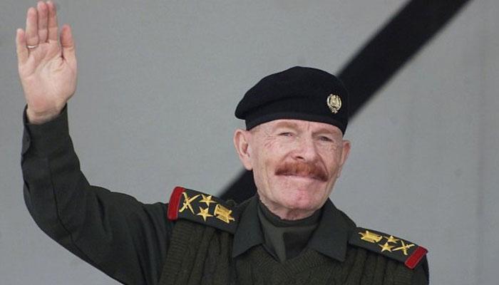 صدام حسین کے دست راست عزت ابراہیم الدوری چل بسے