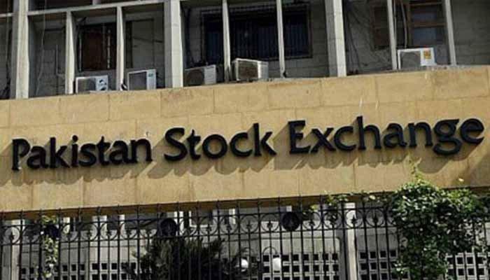 اسٹاک مارکیٹ، فروخت کے دباؤ کے باعث مندی، 469 پوائنٹس کی کمی
