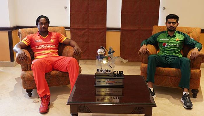 پنڈی کرکٹ اسٹیڈیم میں 14 سال بعد ون ڈے انٹرنیشنل میچ، پاکستان زمبابوے کی ٹیمیں آج پہلا ون ڈے کھیلیں گی