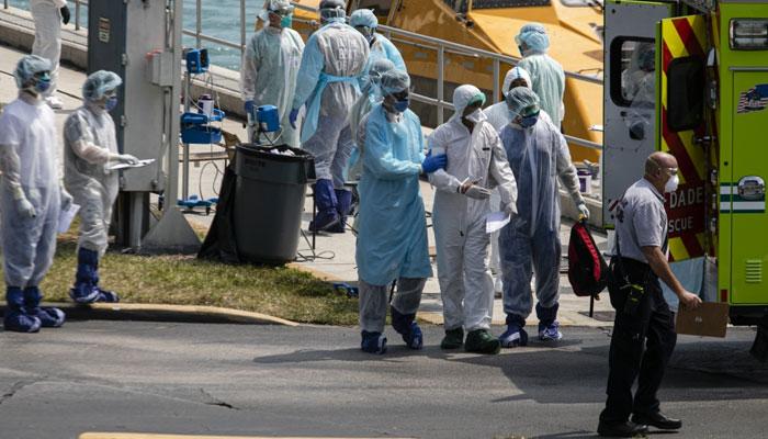 کورونا، کیسز 4 کروڑ 45 لاکھ سے تجاوز،11لاکھ 76 ہزار ہلاکتیں