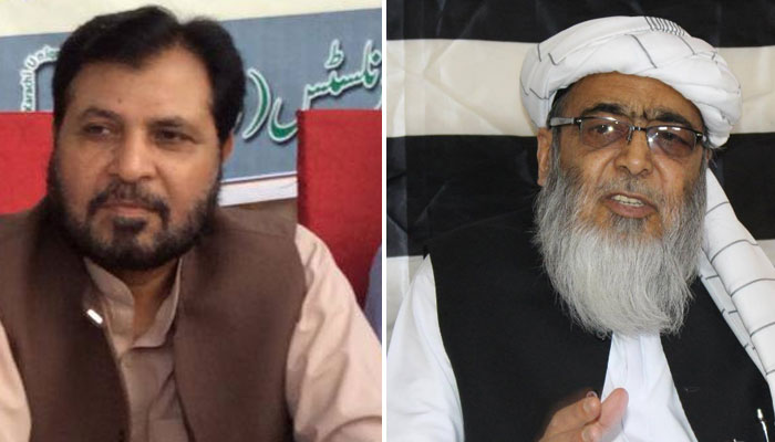 حافظ حسین احمد کی جگہ اسلم خان غوری جے یو آئی (ف) کے قائم مقام سیکرٹری اطلاعات مقرر