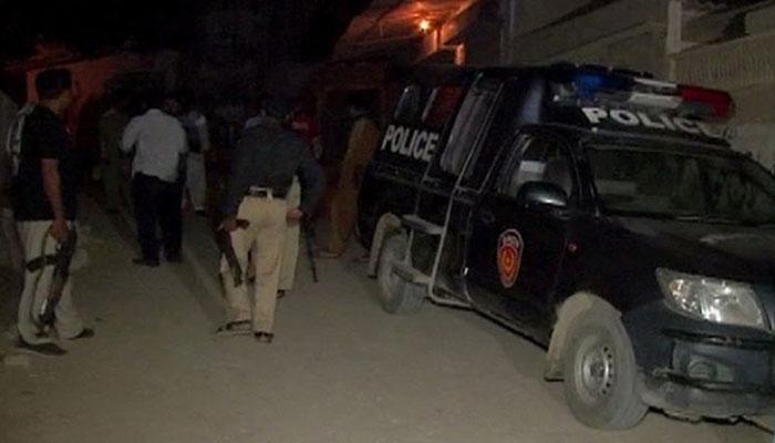 پولیس کی مختلف علاقوں میں کارروائیاں، 7 ملزمان گرفتار، منشیات برآمد