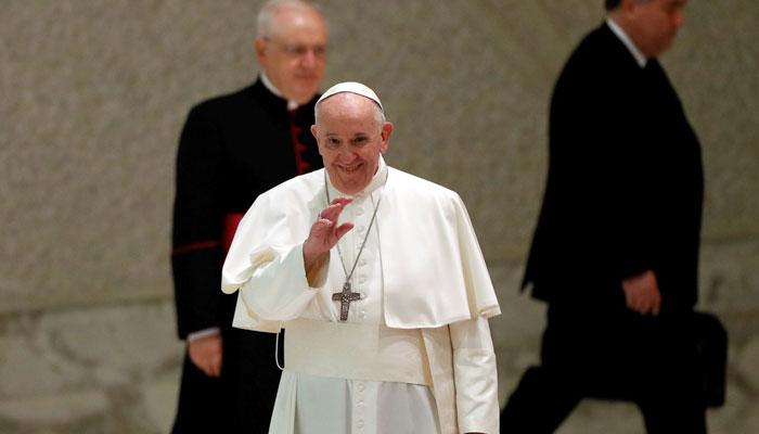 پوپ فرانسس کے انسٹاگرام اکاؤنٹ سے ماڈل کی تصویر 'لائیک' کیے جانے پر تفتیش