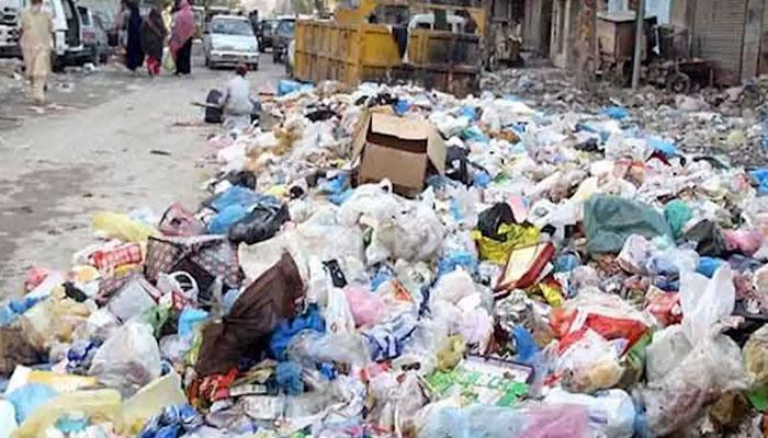کراچی میں کچرا پھینکنے والا گرفتار ہوگا، ایف آئی آر درج ہوگی