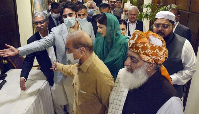پنجاب اور مرکز میں تحریک عدم اعتماد کا کوئی امکان نہیں