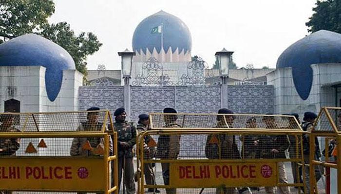 نگروٹا حملوں کی منصوبہ بندی کا الزام، دہلی میں پاکستانی ناظم الامور کی طلبی
