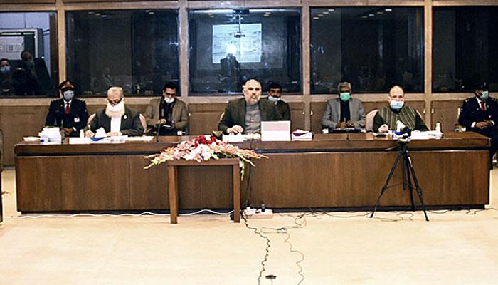 پارلیمانی کمیٹی برائے کورونا کا اجلاس، اپوزیشن شریک نہیں ہوئی