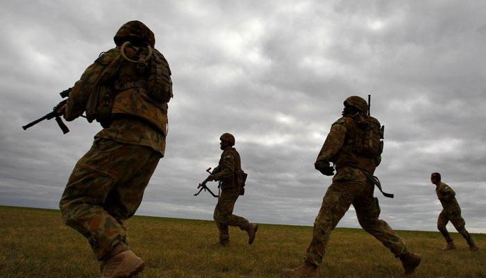 افغانستان میںنہتے شہریوںکے قاتل 10 آسٹریلوی فوجی نوکری سے فارغ