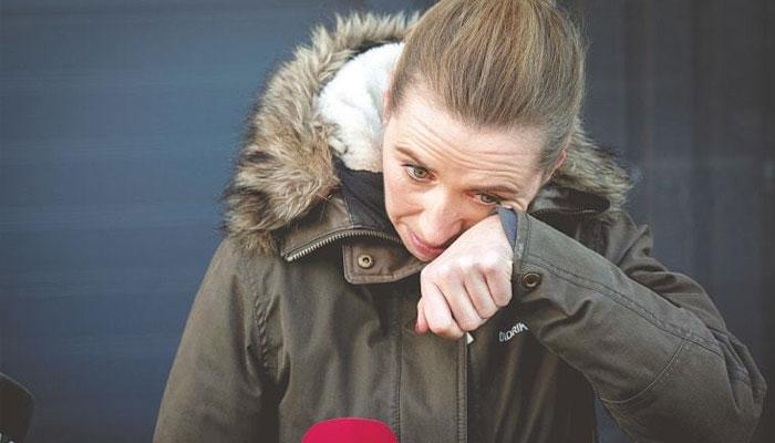 کورونا وائرس کے شبے میں ڈیڑھ کروڑ نیولے تلف کرنے پر ڈنمارک وزیراعظم کی روتے ہوئے معذرت