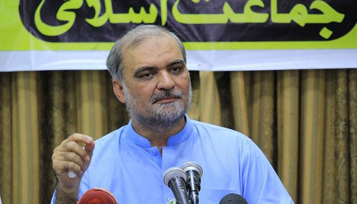 وزیراعظم کی زیر صدارت اجلاس میں فیصلوں پر تحفظات ہیں، حافظ نعیم