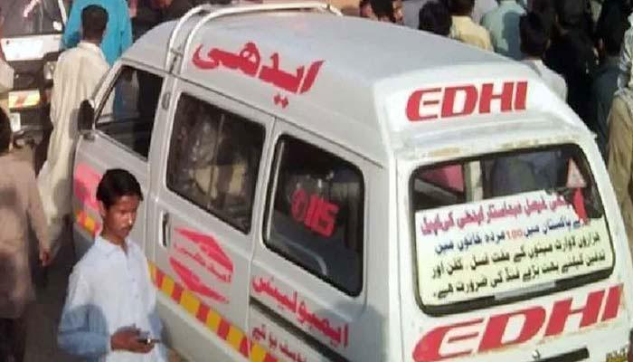 پنوعاقل: خاتون اور دو بچے گڈز ٹرین کے نیچے آکر شدید زخمی