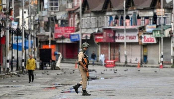 مقبوضہ کشمیر، خصوصی حیثیت ختم ہونے کے بعد سخت سیکورٹی میں پہلے انتخابات