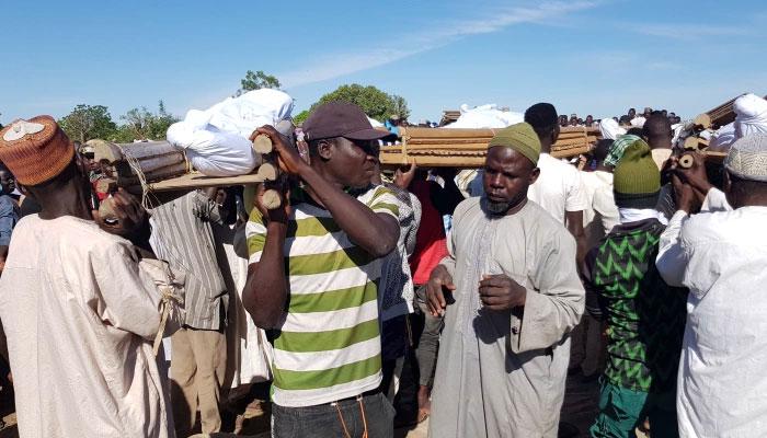 نائیجیریا، بوکو حرام کا قتل عام 110 افرا د ہلاک