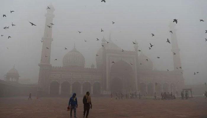 لاہور ایک مرتبہ پھر دنیا کا آلودہ ترین شہر قرار