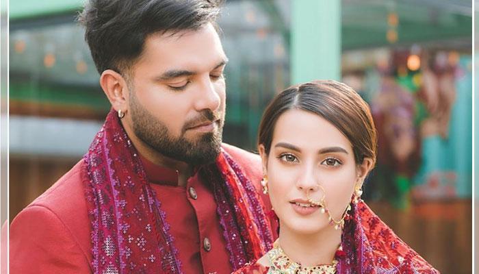 یاسر حسین نے اقرا عزیز کے ساتھ عمر کا فرق بتا دیا