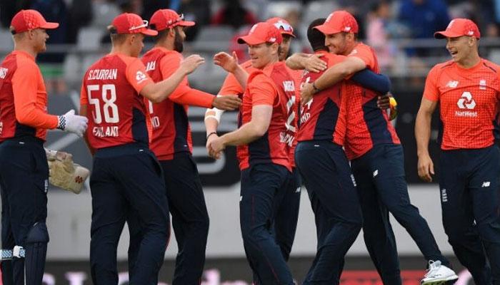 انگلینڈ نمبر ون ٹی 20 ٹیم بن گئی