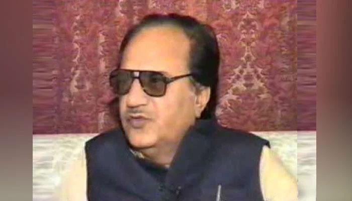 چوہدری برادران کی صحافی عبدالقادرحسن کے انتقال پربیٹے سے تعزیت