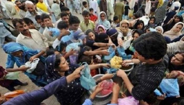 کورونا، پاکستان میں غذائی بحران مزید سنگین ہوسکتا ہے