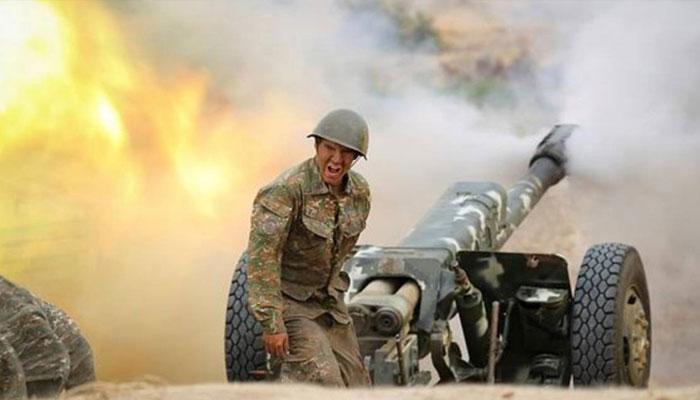کاراباخ لڑائی میں آذربائیجان کے 2800فوجی شہید ہوئے