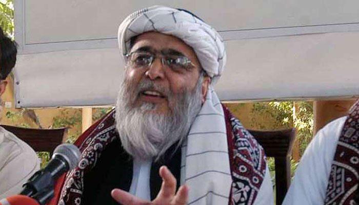 عبدالغفور حیدری نے وزارت اعلیٰ کے حصول کیلئے ہی 2018 میں صوبائی اسمبلی کا الیکشن لڑا، حافظ حسین احمد