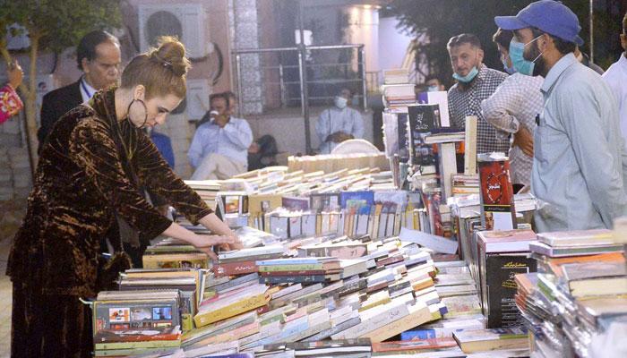 عالمی اردو کانفرنس، متعدد کتابوں کی رونمائی