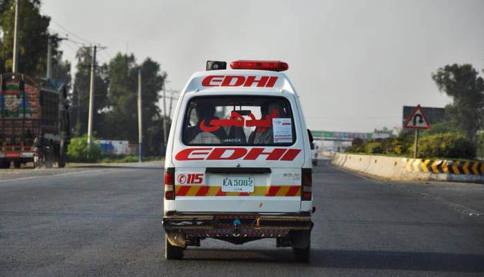 ٹرک کی ٹکرسے نوجوان لڑکی جاں بحق
