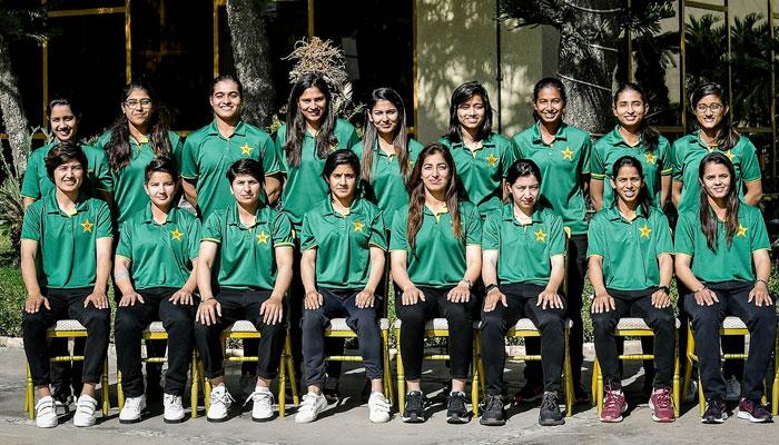 پاکستانی خواتین کرکٹرز کا پہلا کوویڈ ٹیسٹ کلیئر