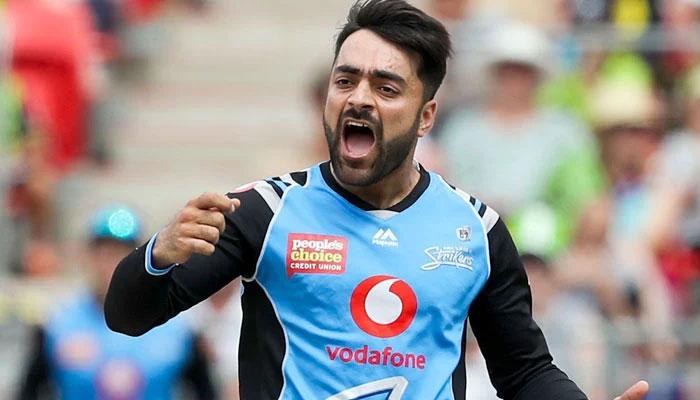 راشد خان سپر لیگ کھیلنے کیلئے پرجوش