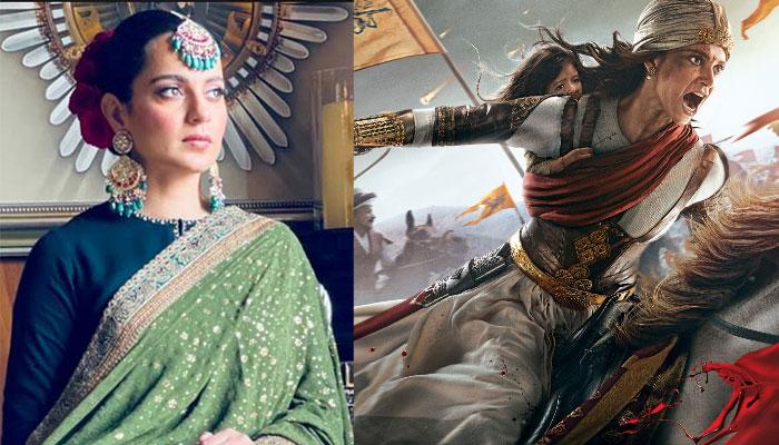 کنگنا کا فلم ''منی کارنیکا ریٹرنز؛ دی لیجنڈ آف ددہ'' بنانے کا اعلان