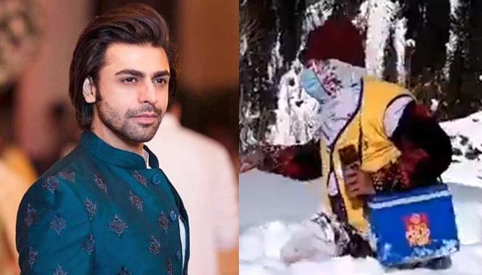 تمام ہیروز کیپس نہیں پہنتے کچھ پیلی جیکٹ بھی پہنتے ہیں، فرحان سعید