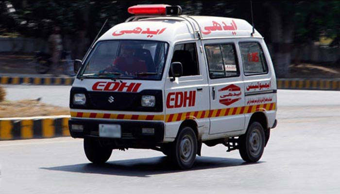 مختلف ٹریفک حادثات میں 3 افراد جاں بحق، 2 زخمی