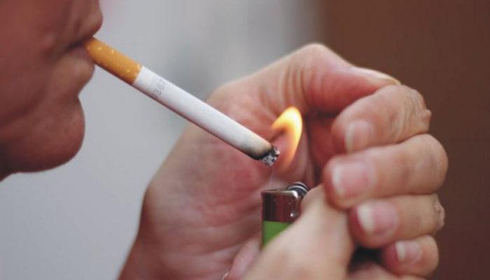 کورونا کے دوران ملک میں سگریٹ کی پیداوار اور فروخت میں اضافہ