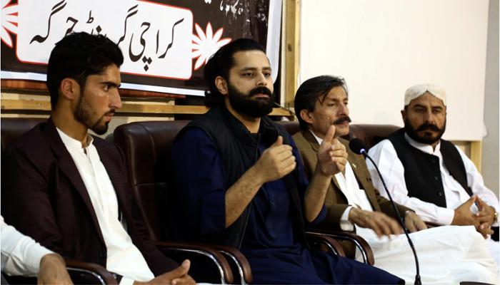 نقیب محسود کی تیسری برسی، راؤ انوار کو بری کرنیکی تیاری کی جارہی ہے، جبران ناصر