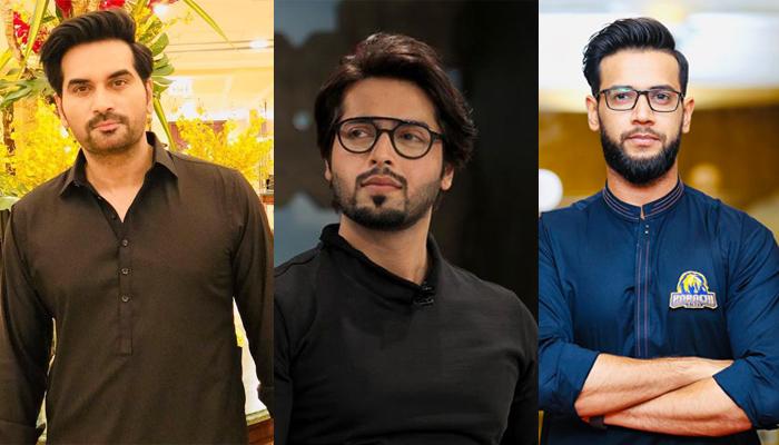 عماد وسیم، محمد عامر، فہد مصطفیٰ اور ہمایوں سعید کا مبینہ واٹس ایپ میسج لیک