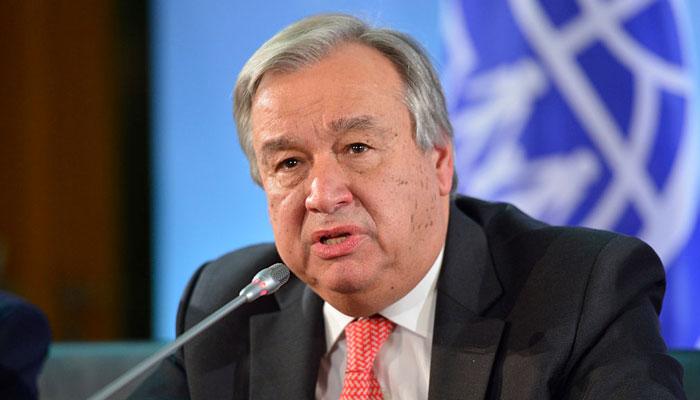 سات ممالک جنرل اسمبلی میں ووٹ کے حق سےمحروم
