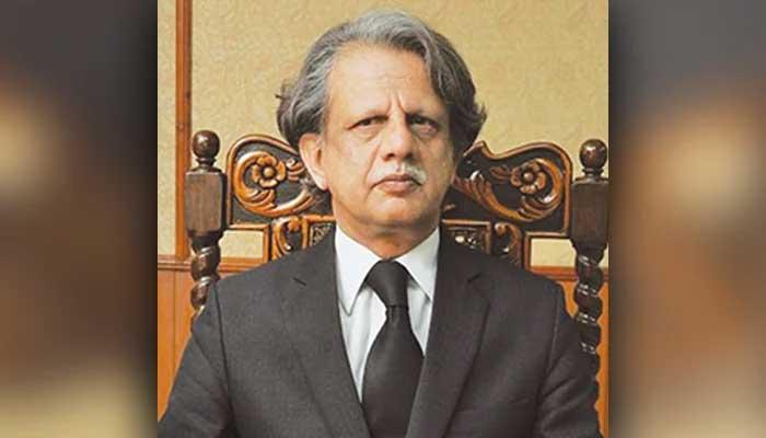 سابق جسٹس سپریم کورٹ عظمت سعید براڈ شیٹ کمیٹی کے سربراہ مقرر