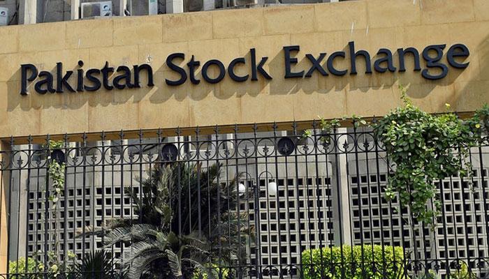 اسٹاک مارکیٹ، مالیاتی اداروں کی خریداری سے تیزی ،308پوائنٹس کا اضافہ